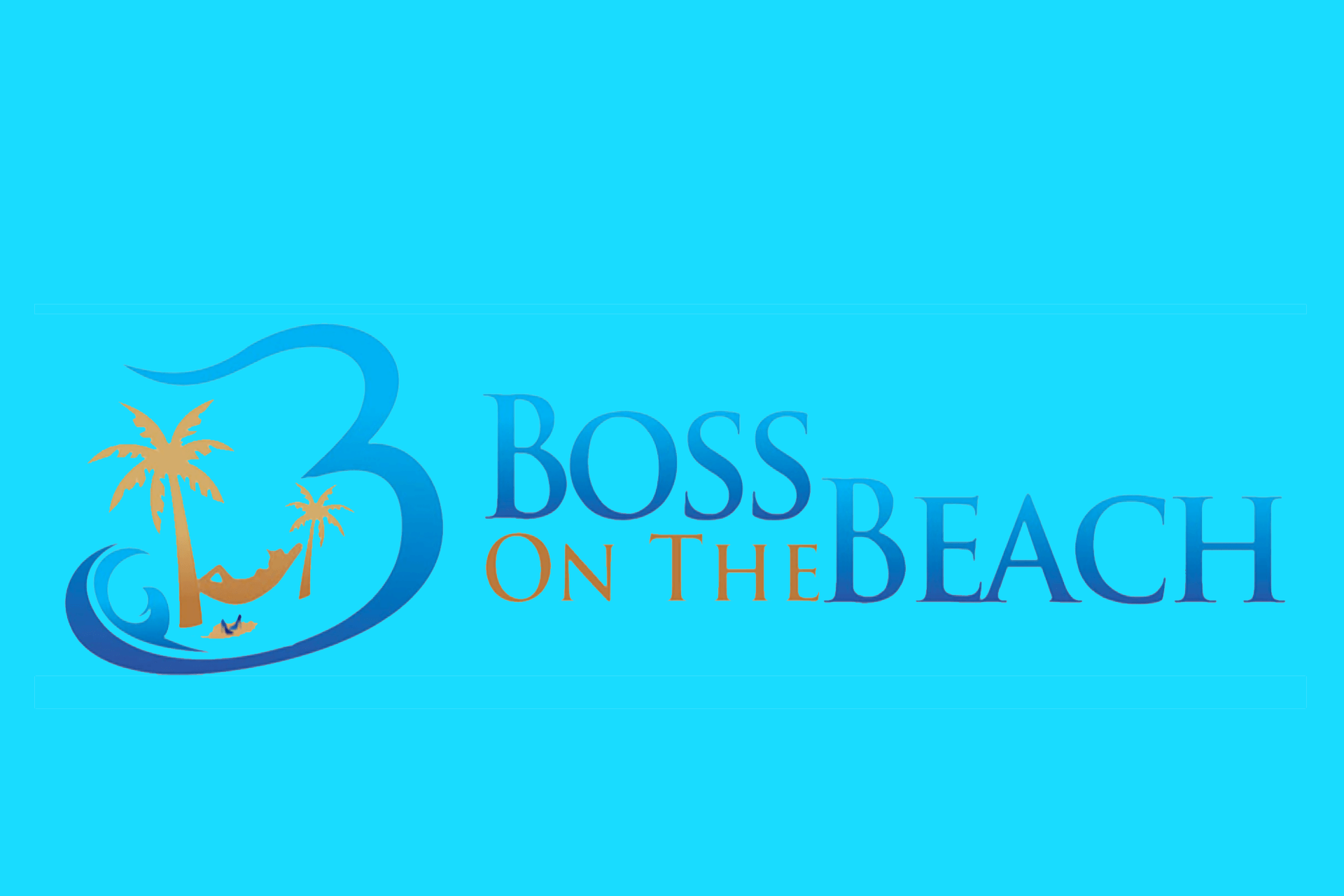 Boss on the beach FHD