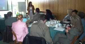 group advisory board meeting